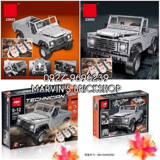 For Sale TECHNIC RC Land Rover Defender 110