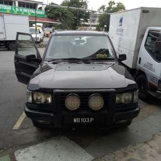 1996/97 Range Rover