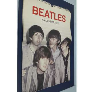 The Beatles Calendar 2007