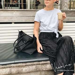 ORIGINAL Longchamp Neo Shopper Long Handle