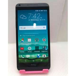 HTC 816 dual sim orginal 5.5 inces