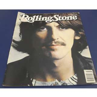 Rolling Stones George Harrison The Beatles Cover