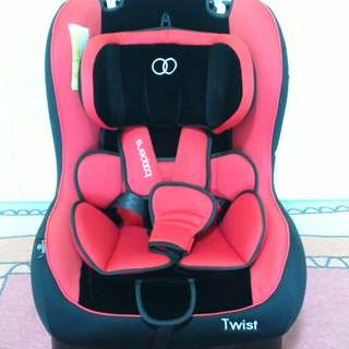 Koopers Kid's carseat
