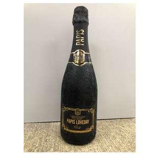 Papis Loveday Brut 2015 限量「黑」版香檳