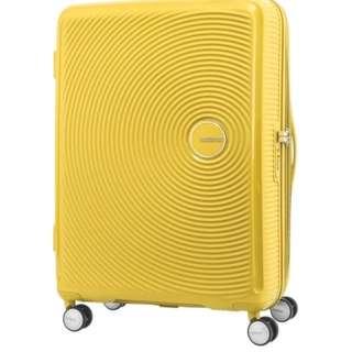 全新美國旅行者 Curio 行李箱69厘米/25吋 (黃色)