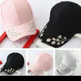 [PO]Embroidered baseball cap