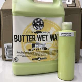 Butter Wet Wax Chemical Guys
