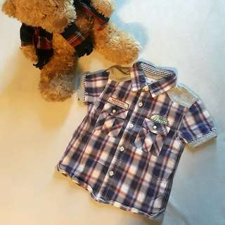 Gingersnaps Flannel Shirt