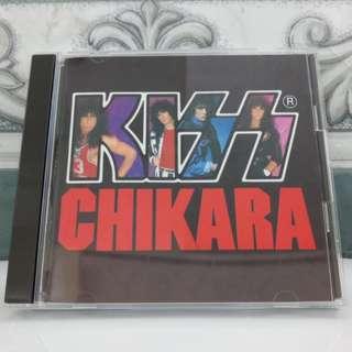 CD Japan KISS - Chikara