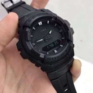 100% ORIGINAL G-Shock Black Edition Japan water proof