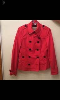 BURBERRY BRIT Full-length jacket