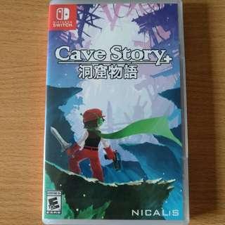Nintendo Switch Cave Story plus