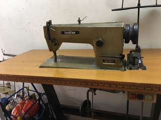 6months guarantee Brother Heavy Duty sewing machine