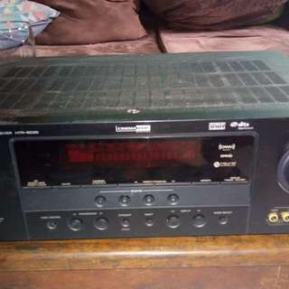 Yamaha home theater rms receiver