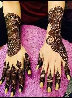 New bridal designs