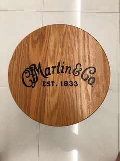 Martin guitar stool