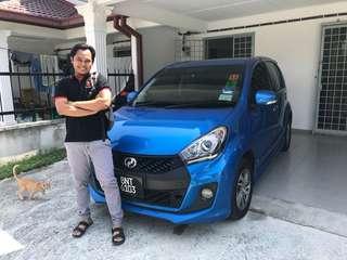 Perodua Myvi 1.5 SE 2016