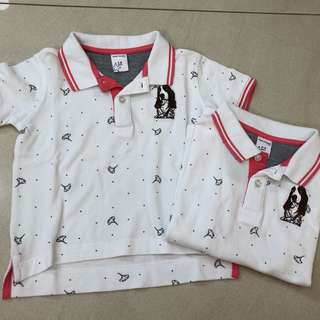 Hush Puppies Polo Shirt- Price for each