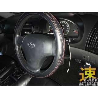 Hyundai Avante PKE Car Alarm System With Push Start/ Stop Function