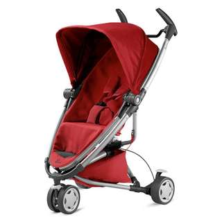 (Clearance) Quinny Zapp Xtra 2.0 - Red Rumour