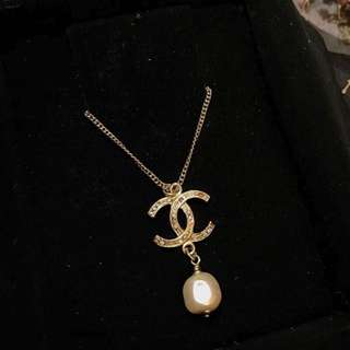 Chanel頸鏈 necklace