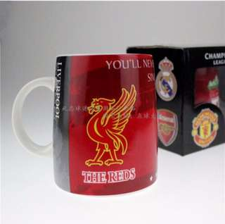 Liverpool cup in box brand new
