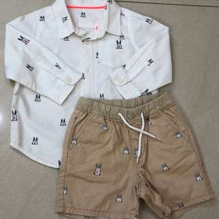 Authentic GAP Set