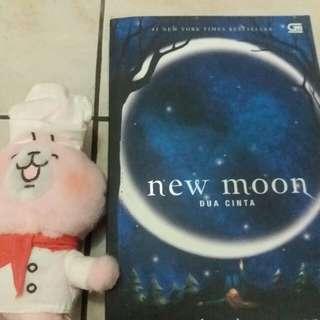New moon: seri twilight