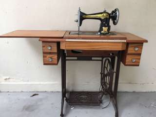 6months guarantee Butterfly brand sewing machine