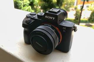 Sony A7S II || Mark 2 || BODY ONLY || USED