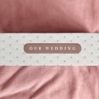 Wedding Book & Organizer