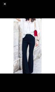 Cristina Effe stylish wide bottom trousers