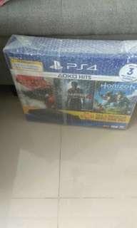 PS4 Slim bundle