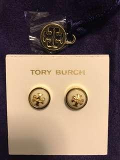 Tory Burch Earrings 原價380 現售250