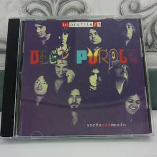 CD Deep Purple - In Profile