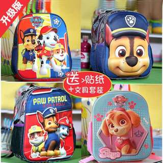 Paw Patrol Backpack brand new in stock