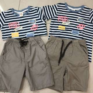 Set Baby Boy- Price for Each Set