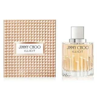 JIMMY CHOO ILLICIT EDP FOR WOMEN (100ml/Tester) Eau de Parfum