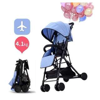 Louis foldable Baby Stroller