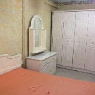Clementi MRT 1Bedroom+1 Bathroom HDB For Rent