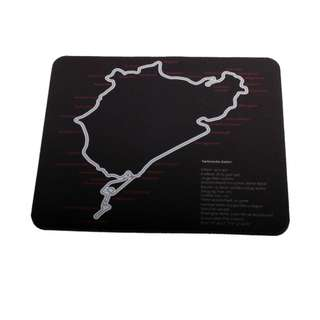 Nurburgring Circuit Fan Club Mouse Pad