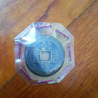 China ancient coin 2pcs