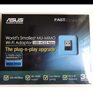 Asus Wifi Adapter