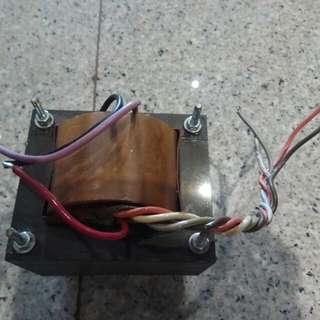 🚚 Factor FA-150 Output Transformer