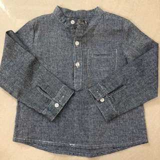 Baby Denim shirt