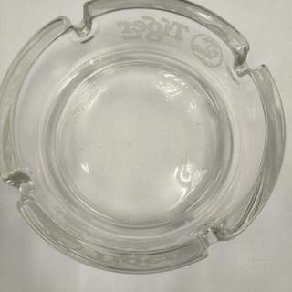 Tiger Glass Ash tray