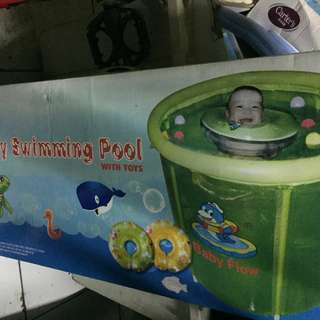 Baby Swimming Pool 0-3 years old (90cm x 90cm)