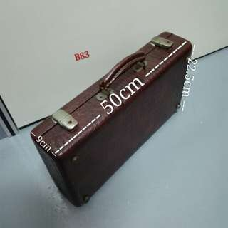 B83 - Vintage Carry Storage Case