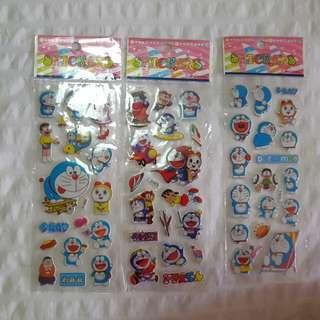 Doraemon Stickers