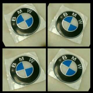 BMW Rim Cap Logo